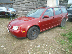 2004 Volkswagen Jetta TDI Wagon ***WITH SAFETY AND ETEST***