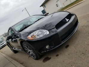 Mitsubishi Eclipse 2012 - low mileage (67000 km!) - REDUCED!!!