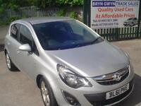 Vauxhall/Opel Corsa 1.4i 16v ( 100ps ) ( a/c ) 2012.5MY SXi