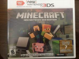 Minecraft. NEW Nintendo edition