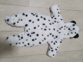 Mothercare dalmatian sleepsuit