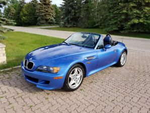 1998 BMW M ROADSTER, RARE CAR, COLLECTORS CONDITION, ONLY 34K MI