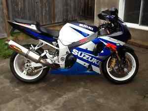 Excellent fun and clean GSXR 1000