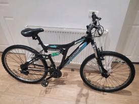 26inch silverfox mountain bike in good working condition