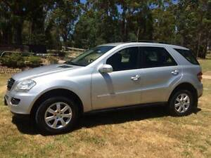2006 Mercedes-Benz ML Wagon Relbia Northern Midlands Preview