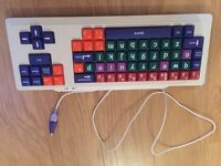 Special needs/ early years keyboard