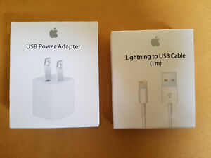 New Wall charger and cable for iphone 6/6s