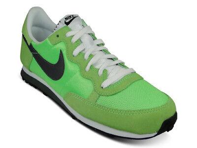 Nike Challenger Neu Gr:44 US:10 Schuhe Sneaker Neo Lime Grün Retro Vintage