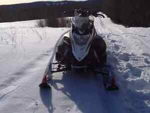 2008 Yamaha Nytro Mountain Sled