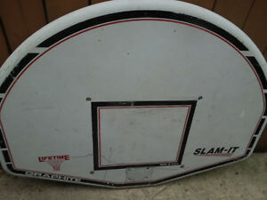 Sturdy Basketball Backboard