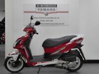 17 REG SYM JET 4 125 ONE OWNER FULL HISTORY GREAT 125cc LEARNER LEGAL SCOOTER