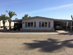 MOBILE HOME FOR SALE YUMA ARIZONA