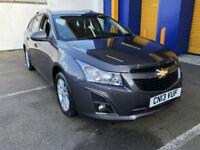 2013 Chevrolet Cruze 1.8 Station Wagon Auto LT 29,000 Miles