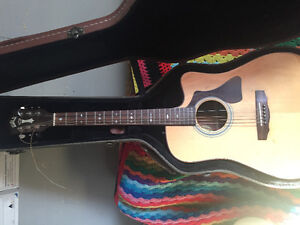 Guild acoustic guitar