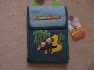Curious George Lunch Bag