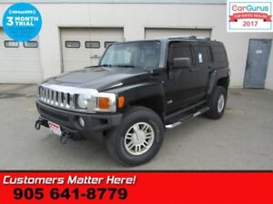2006 Hummer H3 Base  4X4 POWER GROUP