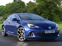 Vauxhall ASTRA GTC 2.0 i Turbo 16v VXR 3dr (start/stop) (blue) 2015