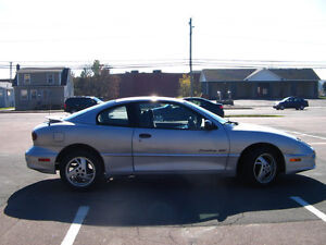 NO RUST 2000 Pontiac Sunfire GT Coupe 2.4L 4cyl
