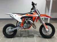 2019 KTM 50SX / Was £3499 Now £3195