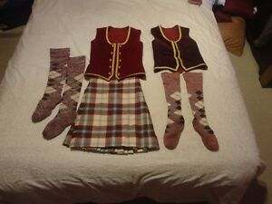 Highland Dance Outfit ,  Girls