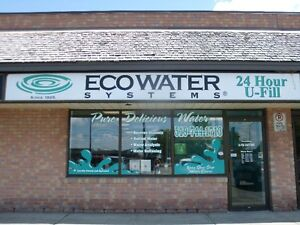 EcoWater Kitchener Family Owned & Operated Since 2002