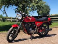 Moto Morini 500cc Sport 1982 Starts Easily. Runs & Rides Very Well!