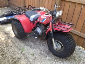 machines for sale:  Trike