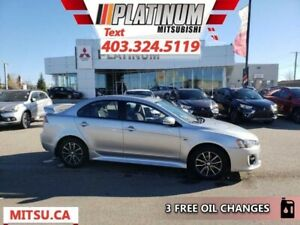 2017 Mitsubishi Lancer SE Limited  | Balance of 10 Year Warranty
