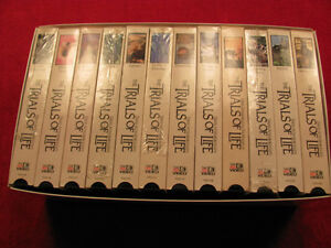 Time Life series VHS tapes