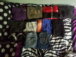 Woman's name brand clothing lot