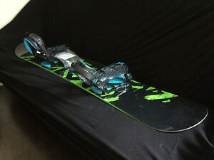 *Brand New* RIDE Snowboard With K2 Bindings And Burton Boots