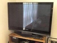 50 inch TV Plasma Panasonic Viera