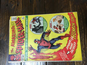 Amazing Spider-Man VG/FN