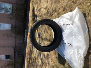 225/45r18 snow tires - barely used