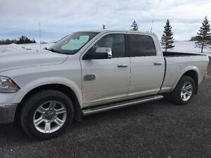 2015 Dodge Eco Diesel 1500 Longhorn Pickup Truck