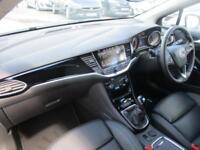 2018 Vauxhall Astra Elite Nav 1.4t 5dr Hatch 5 door Hatchback