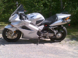 2002 Honda VFR ABS Mint Condition & Low Mileage