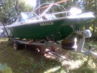 18 Ft Bowrider - Grew