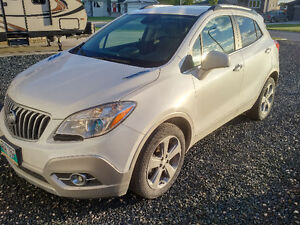 2013 Buick Encore AWD- great on fuel
