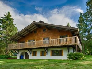 Chalet for Rent Saint-Sauveur