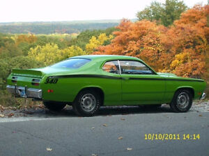 1970-1976 Plymouth Duster and Dart Sport Rear Spoiler Belleville Belleville Area image 4