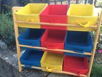 Children's storage