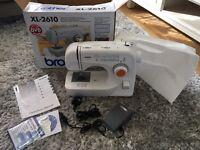 Brother XL-2610 freearm sewing machine