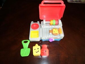 BBQ fisher price