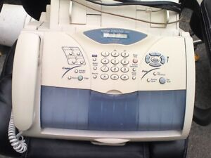 Fax machine, East Belleville