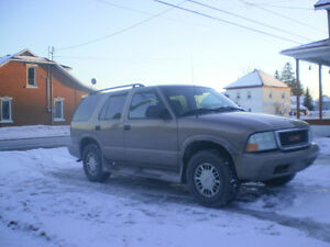 2003 GMC Jimmy 4x4