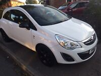 Vauxhall corsa 1.2 limited edition sxi 2011 reg 45k mileage