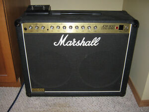 Vintage Marshall JCM800 212 Combo Tube Amp - Excellent Condition