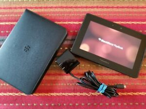 Blackberry Playbook and Charging Pod