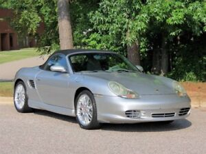2003 Porsche Boxster S convertible 5 speed